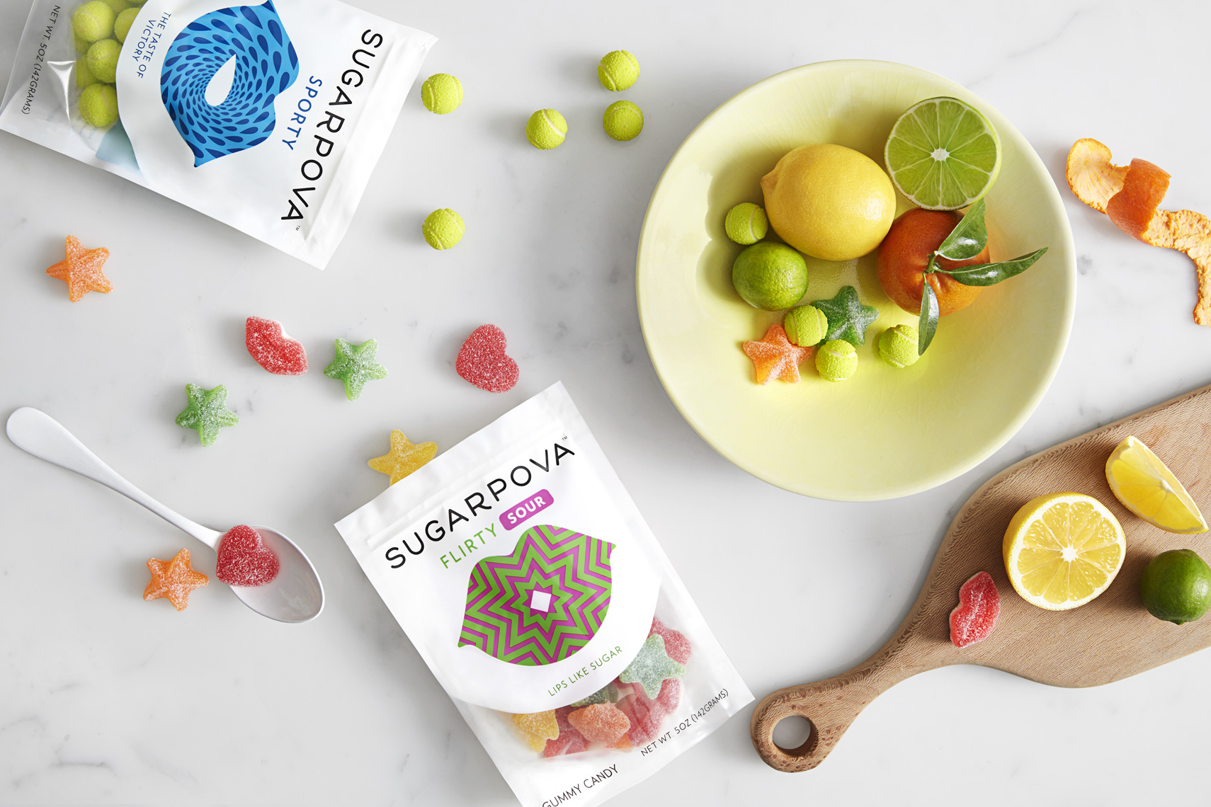Sugarpova candy - Kimberly Genevieve lifestyle photographer Los Angeles