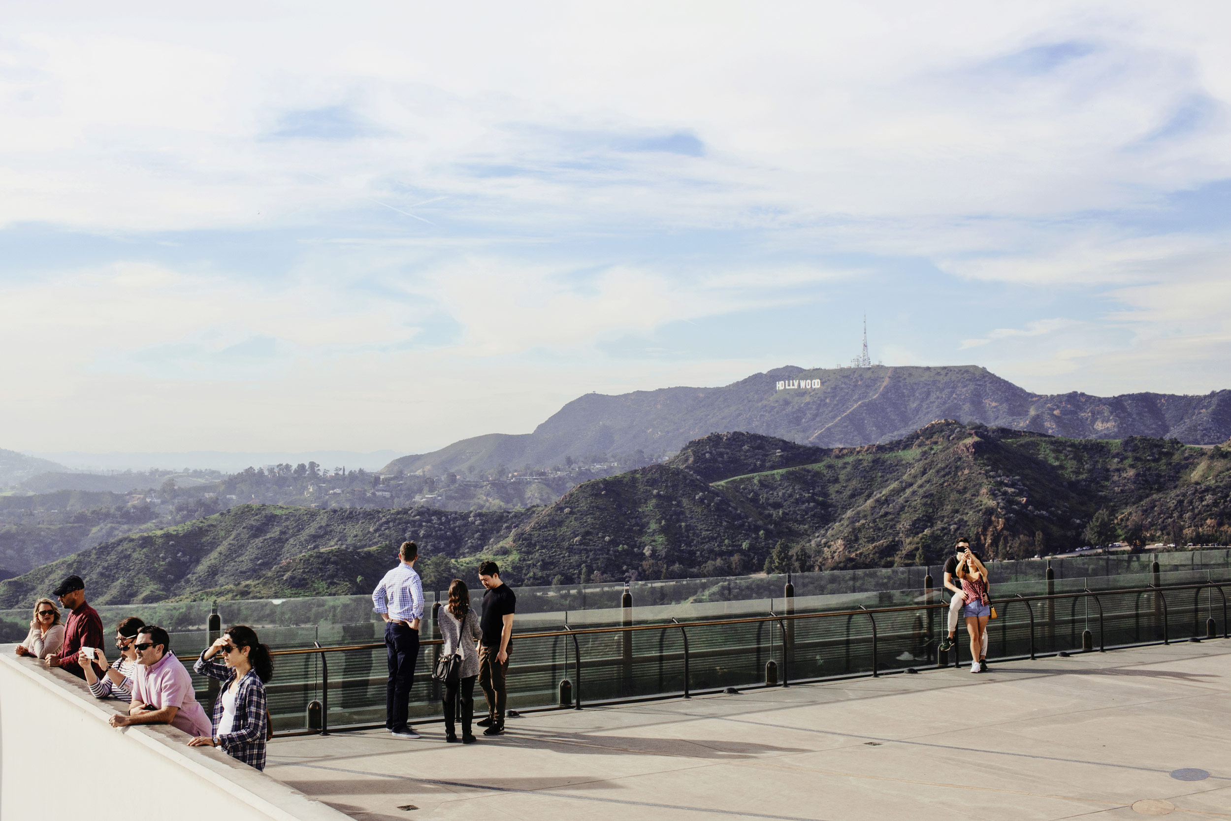 Los Angeles Griffith Observatory - Kimberly Genevieve lifestyle photographer Los Angeles