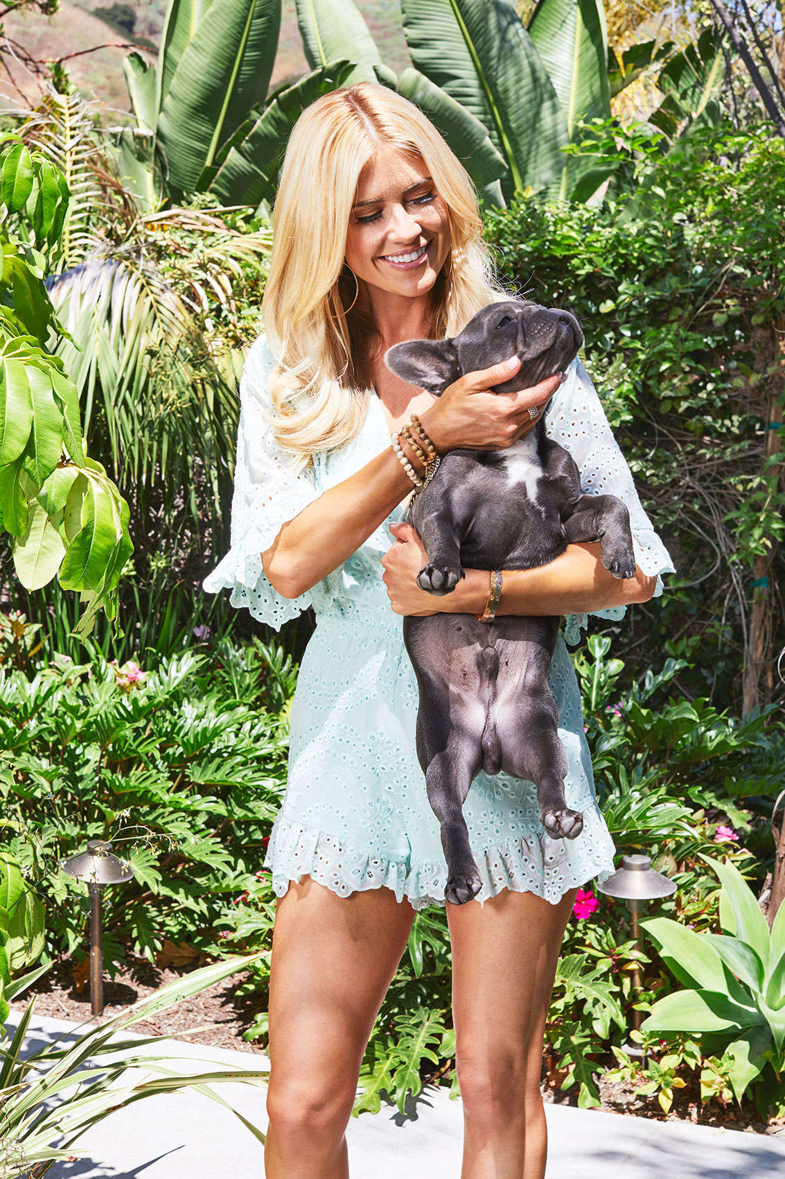 Christina El Moussa for Good Housekeeping. Kim Genevieve Los Angeles Portrait Photographer